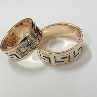 Кольцо обручальное саратов