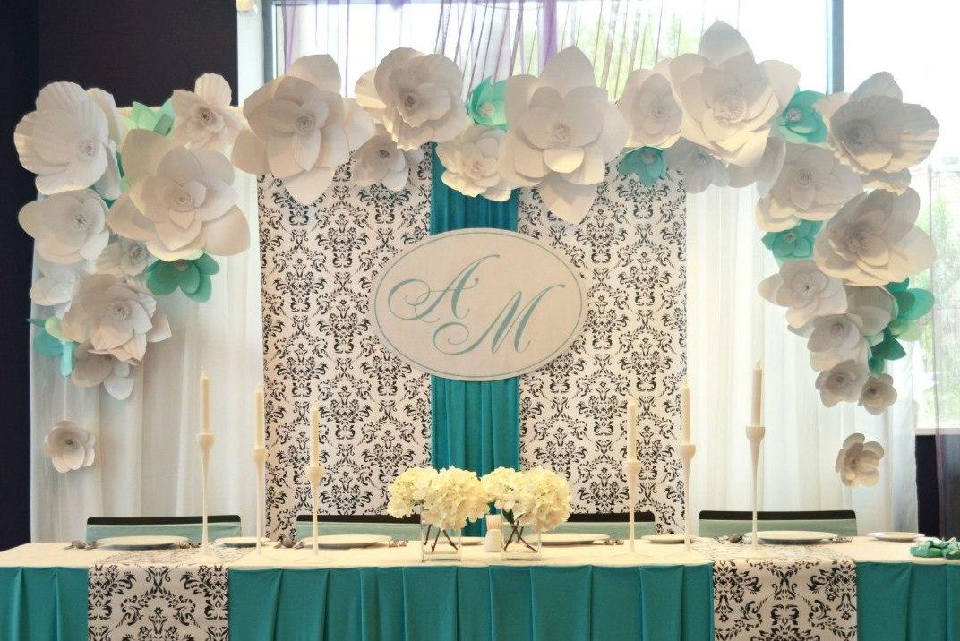 Саратов оформление свадебного зала