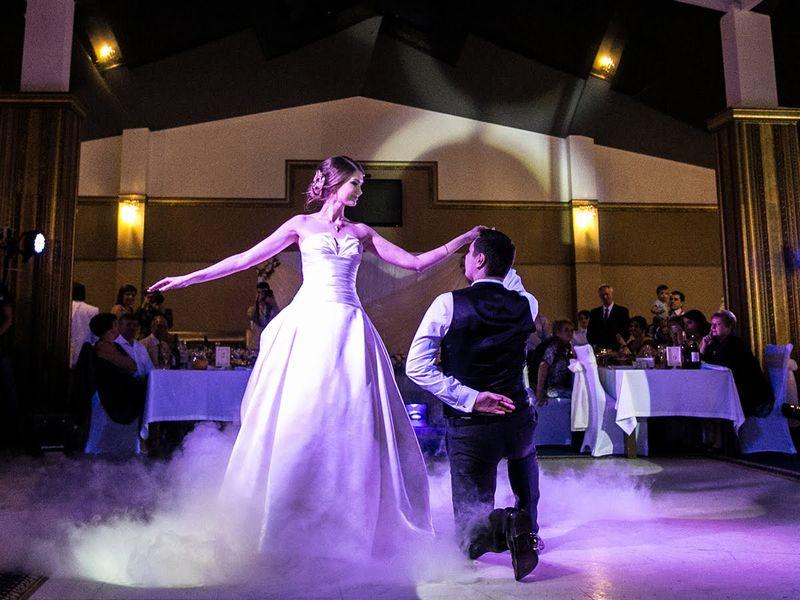 Видео-первый свадебный танец